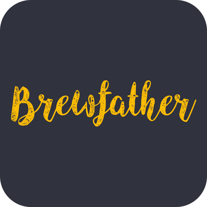 brewfather logo. click to try brewfather.